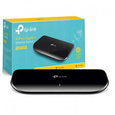 SWITCH TP-LINK  TL-SG1008D 8 PUERTOS 10/100/1000 GIGABIT