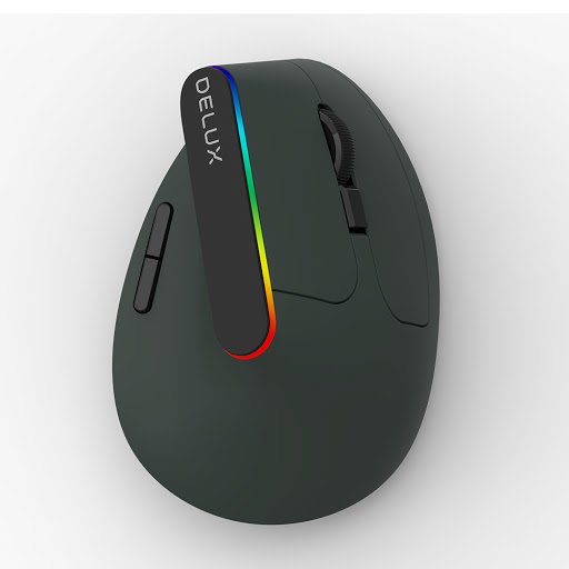 MOUSE OPTICO DELUX VERTICAL M618C-GX